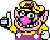 Wario giving thumbs up